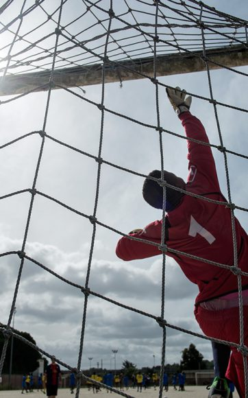 PAGI, All-Migrant Soccer Team
