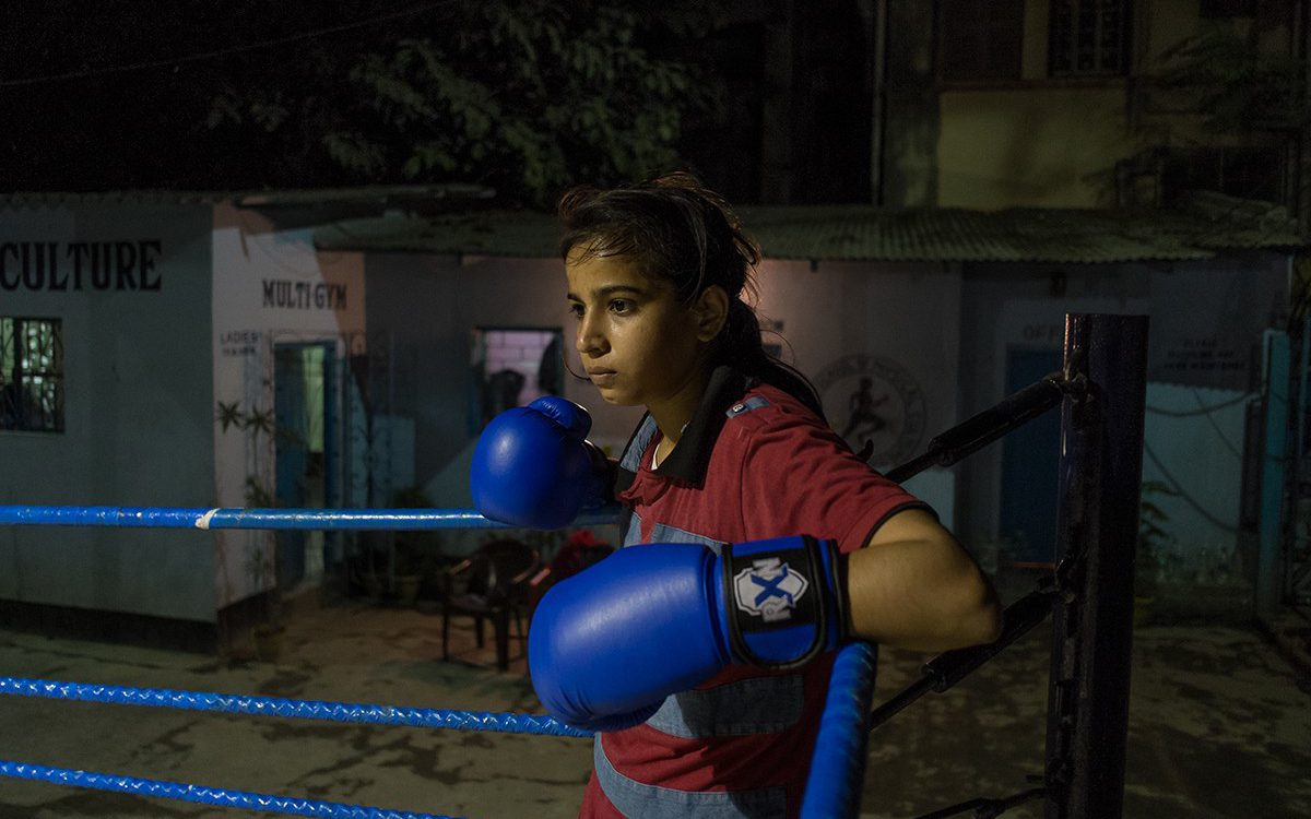 A Fighting Spirit: Women's Boxing Thrives in India